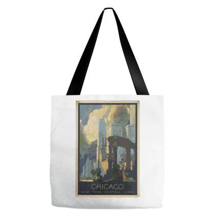 Chicago Tote Bags Designed By Estore