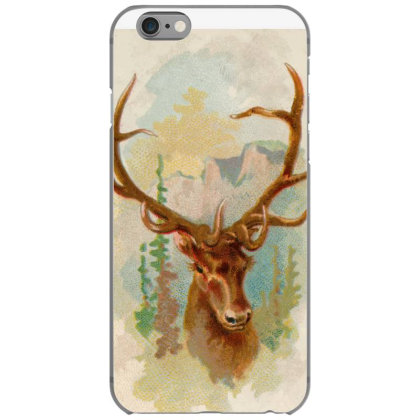 Deer Picture Iphone 6/6s Case Designed By Estore