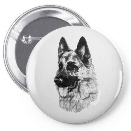 Dog Pin-back Button Designed By Estore