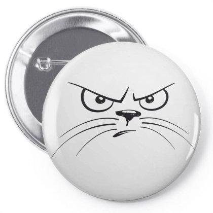 Cat Pin-back Button Designed By Estore
