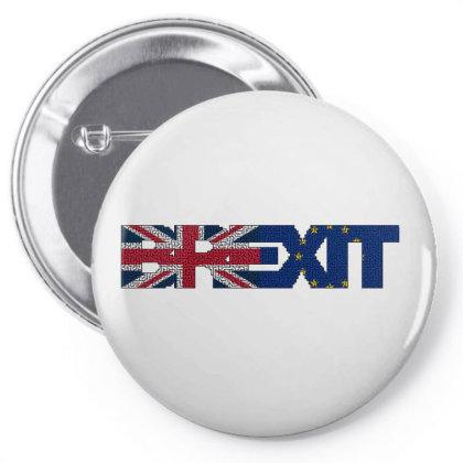 Brexit Pin-back Button Designed By Estore