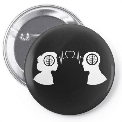 Love Pin-back Button Designed By Estore