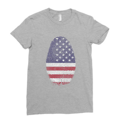 American Ladies Fitted T-shirt Designed By Estore