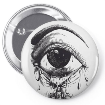 Eyes Pin-back Button Designed By Estore