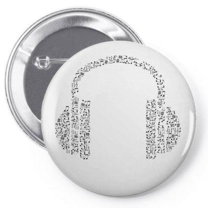 Music Pin-back Button Designed By Estore