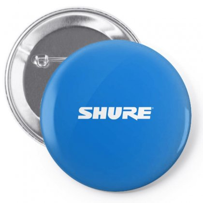 Shure New Pin-back Button Designed By Cuser388