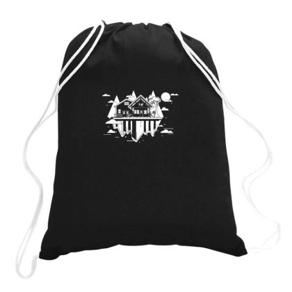 Island Drawstring Bags Designed By Anis4