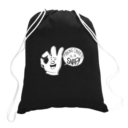 It's A Snap! Drawstring Bags Designed By Anis4