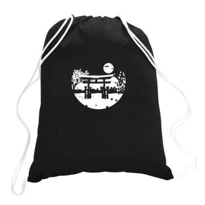 Japan Ii Drawstring Bags Designed By Anis4