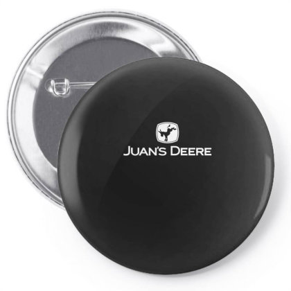 Juan's Deer Pin-back Button Designed By Anis4