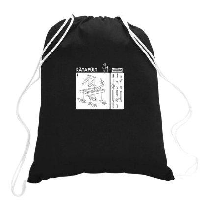 Kätapült Drawstring Bags Designed By Anis4