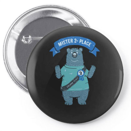 2nd Place Bear Pin-back Button Designed By Anis4
