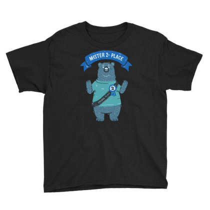 2nd Place Bear Youth Tee Designed By Anis4