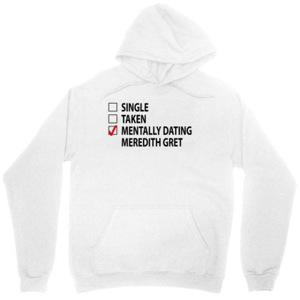 Mentally Dating Mrdth Unisex Hoodie Designed By Viral Style