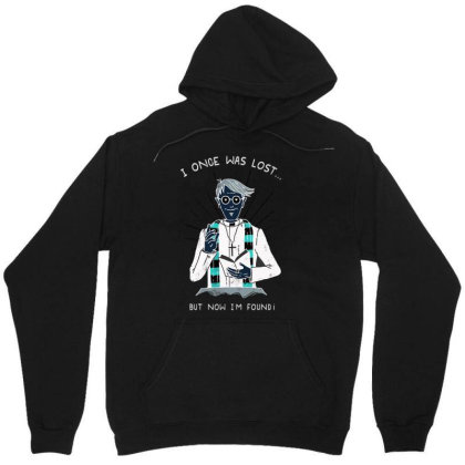 A Changed Man Unisex Hoodie Designed By Anis4