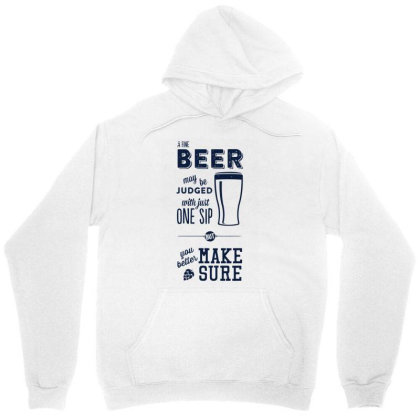 A Fine Beer Unisex Hoodie Designed By Anis4
