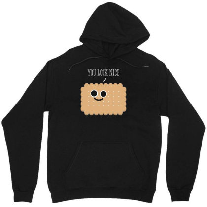 A Nice Biscuit Unisex Hoodie Designed By Anis4