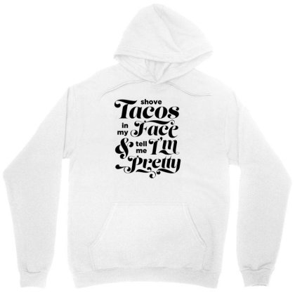 A Simple Taco Request Black Print Unisex Hoodie Designed By Anis4