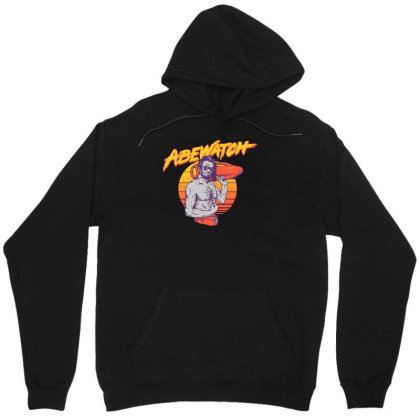 Abewatch Unisex Hoodie Designed By Anis4