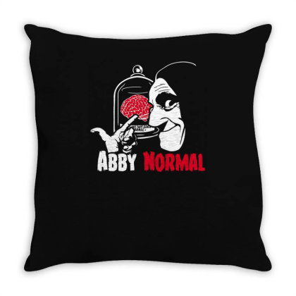 Abnormal Brain Throw Pillow Designed By Anis4