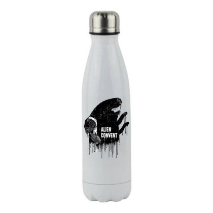 Alien Convent Stainless Steel Water Bottle Designed By Anis4