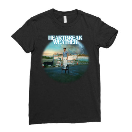Niall Horan - Heartbreak Weather Ladies Fitted T-shirt Designed By Seto890919