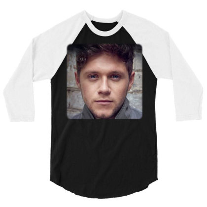 Niall Horan - Heartbreak Weather 3/4 Sleeve Shirt Designed By Seto890919