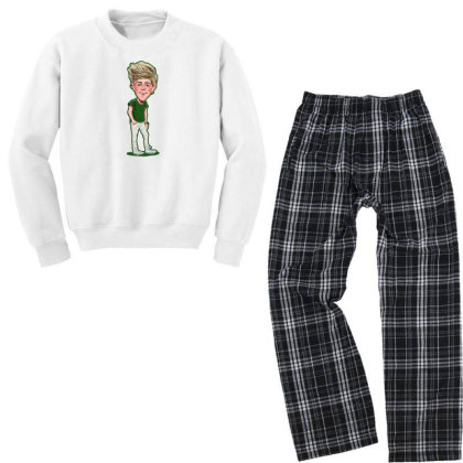 Niall Horan - Heartbreak Weather Youth Sweatshirt Pajama Set Designed By Seto890919