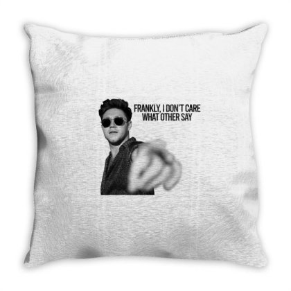 Niall Horan - Heartbreak Weather Throw Pillow Designed By Seto890919