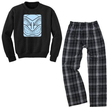 Aloha Iii Youth Sweatshirt Pajama Set Designed By Anis4