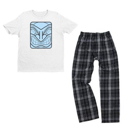 Aloha Iii Youth T-shirt Pajama Set Designed By Anis4