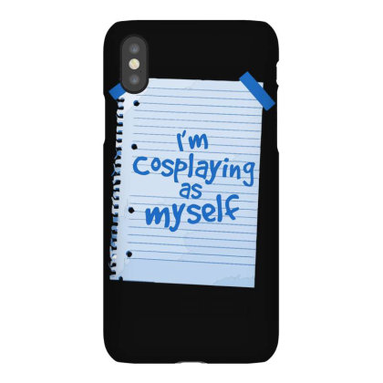 Alternative Cosplay Iphonex Case Designed By Anis4