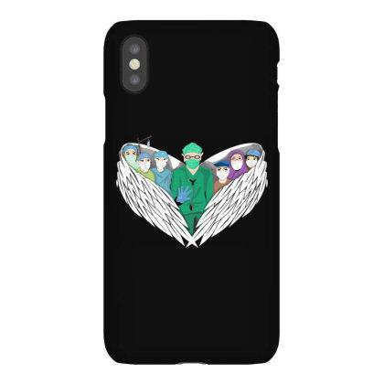 Heroes Iphonex Case Designed By Mysticalbrain