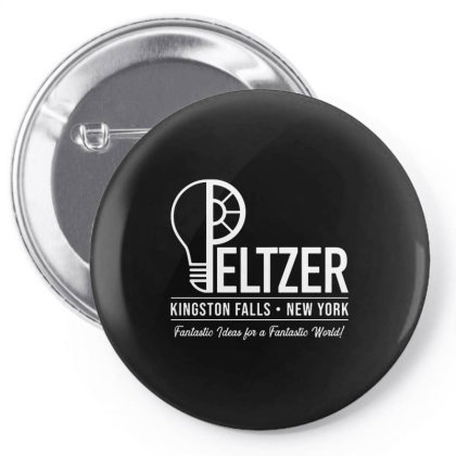 Peltzer Pin-back Button Designed By Cuser3237