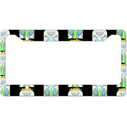 Peace Out License Plate Frame Designed By Cuser3237