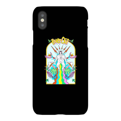 Peace Out Iphonex Case Designed By Cuser3237