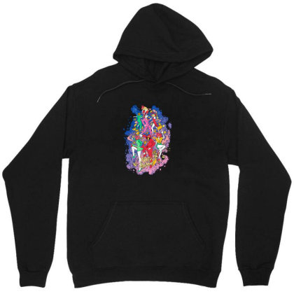 Party Animals Unisex Hoodie Designed By Cuser3237