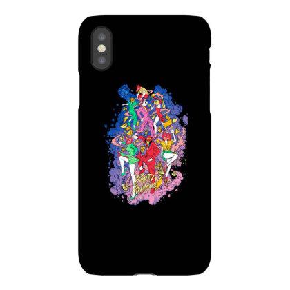 Party Animals Iphonex Case Designed By Cuser3237