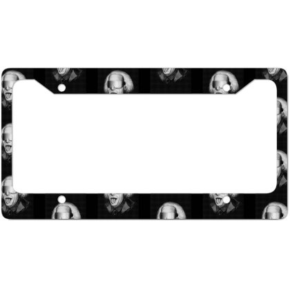 About Doc License Plate Frame Designed By Cuser3244