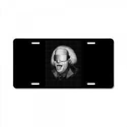 about doc License Plate   Artistshot