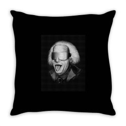 about doc Throw Pillow   Artistshot