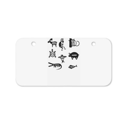 Animals Mayan Bicycle License Plate Designed By Anis4
