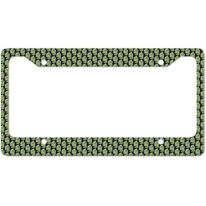Avocado Surfer License Plate Frame Designed By Anis4