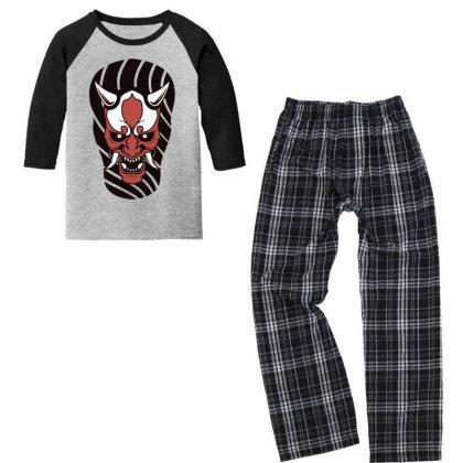 Barong Ii Youth 3/4 Sleeve Pajama Set Designed By Anis4