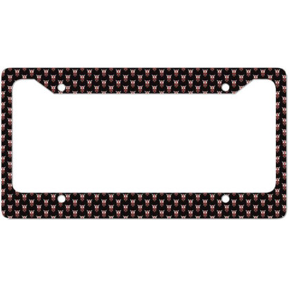 Barong Ii License Plate Frame Designed By Anis4