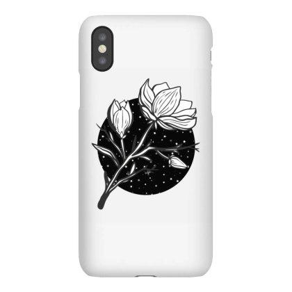 Midnight Magnolias Iphonex Case Designed By 90stings