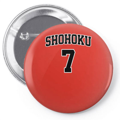 Basketball Team N°7 Pin-back Button Designed By Anis4