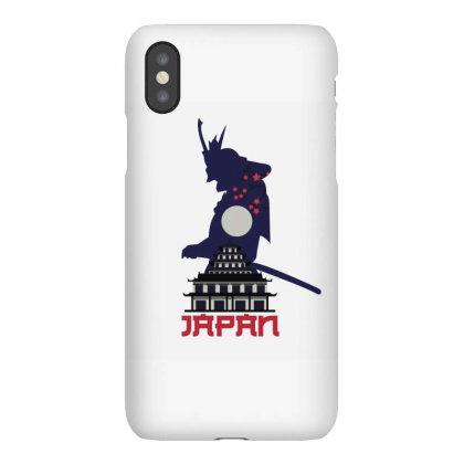 Moon Samurai Iphonex Case Designed By 90stings