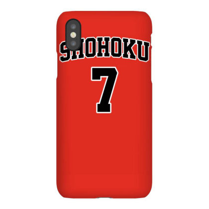Basketball Team N°7 Iphonex Case Designed By Anis4