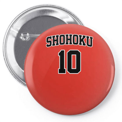Basketball Team N°10 Pin-back Button Designed By Anis4